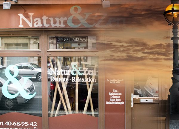 La salon Natur&Zen