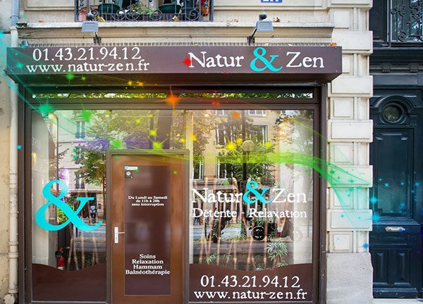 Le salon Natur&Zen Paris 14e